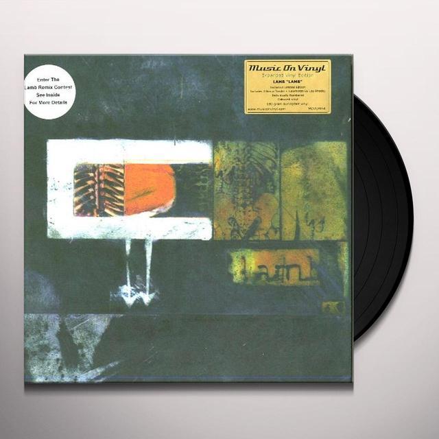 LAMB Vinyl Record - Holland Import