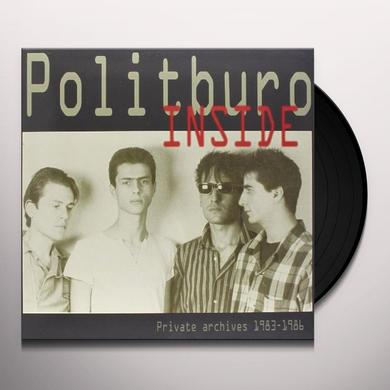 Politburo INSIDE-PRIVATE ARCHIVES 1983-86 Vinyl Record
