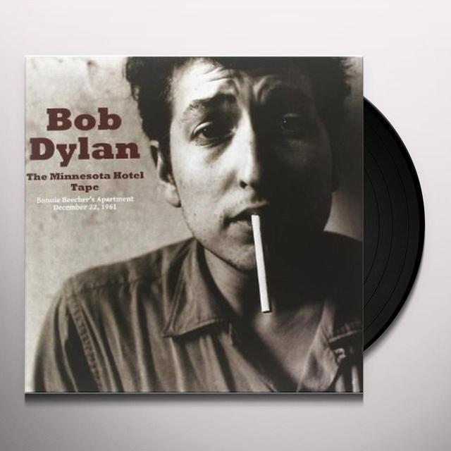 Bob Dylan MINNESOTA HOTEL TAPE Vinyl Record