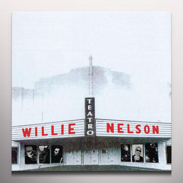 Willie Nelson TEATRO Vinyl Record
