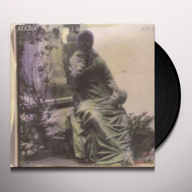 John Frusciante ATAXIA II Vinyl Record