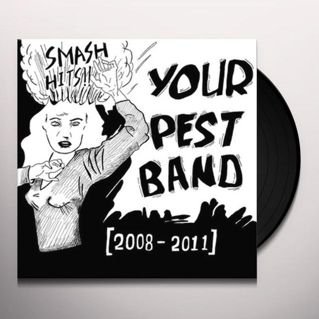 Your Pest Band SMASH HITS Vinyl Record