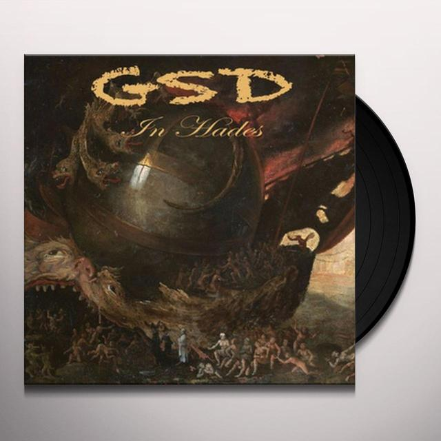 Gsd (Go Sell Drugs) IN HADES Vinyl Record