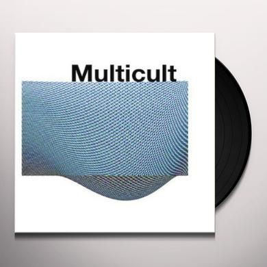 Multicult JAWS / LUXURY Vinyl Record