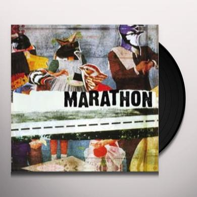 MARATHON Vinyl Record