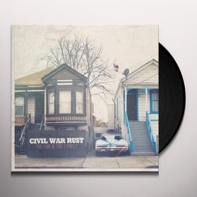 Civil War FUN & LONELY Vinyl Record