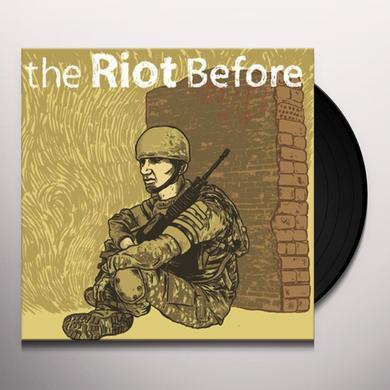 Riot Before 2005-2007 Vinyl Record