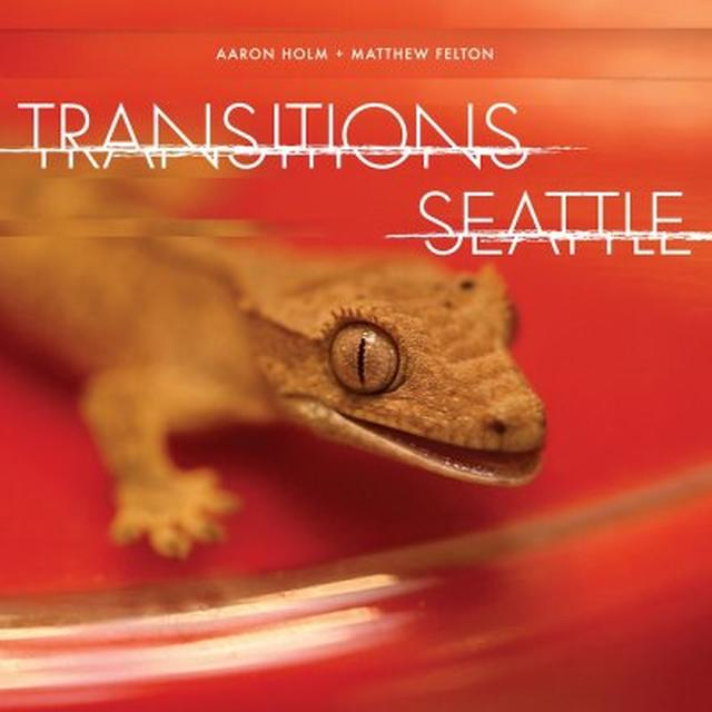 Aaron Holm / Matthew Felton TRANSITIONS SEATTLE Vinyl Record - Limited Edition