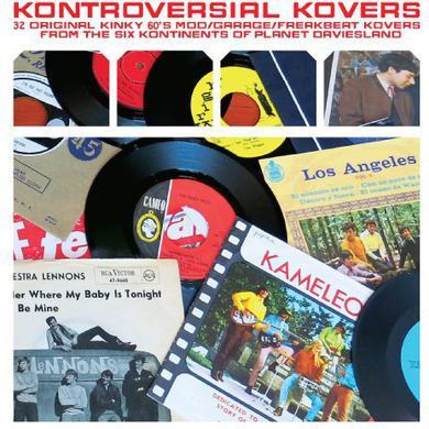 KONTROVERSIAL KOVERS: 32 KINKY 60'S MOD / VAR Vinyl Record