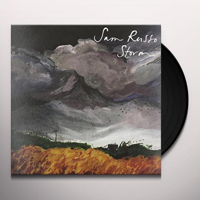 Sam Russo STORM Vinyl Record