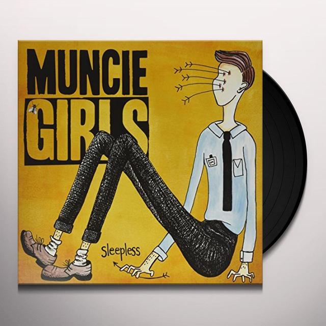 Munice Girls SLEEPLESS Vinyl Record