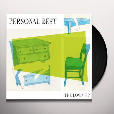 Personal Best LOVIN (EP) Vinyl Record