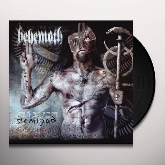 Behemoth DEMIGOD Vinyl Record - UK Import