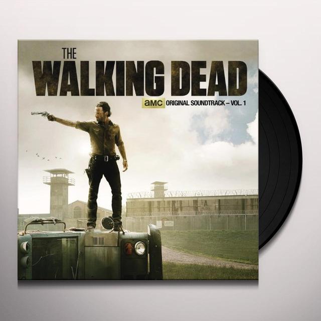 AMC'S THE WALKING DEAD 1 / O.S.T. Vinyl Record