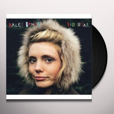Haley Bonar BIG STAR Vinyl Record