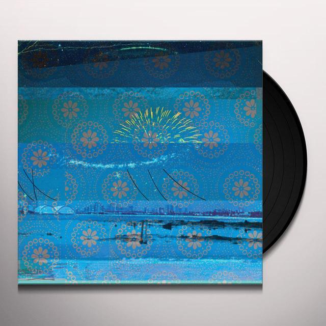 Gold Panda LUCKY SHINER Vinyl Record