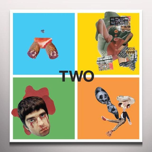 Owls TWO Vinyl Record - Colored Vinyl, 180 Gram Pressing