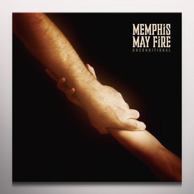 Memphis May Fire UNCONDITIONAL (BONUS CD) Vinyl Record - Colored Vinyl