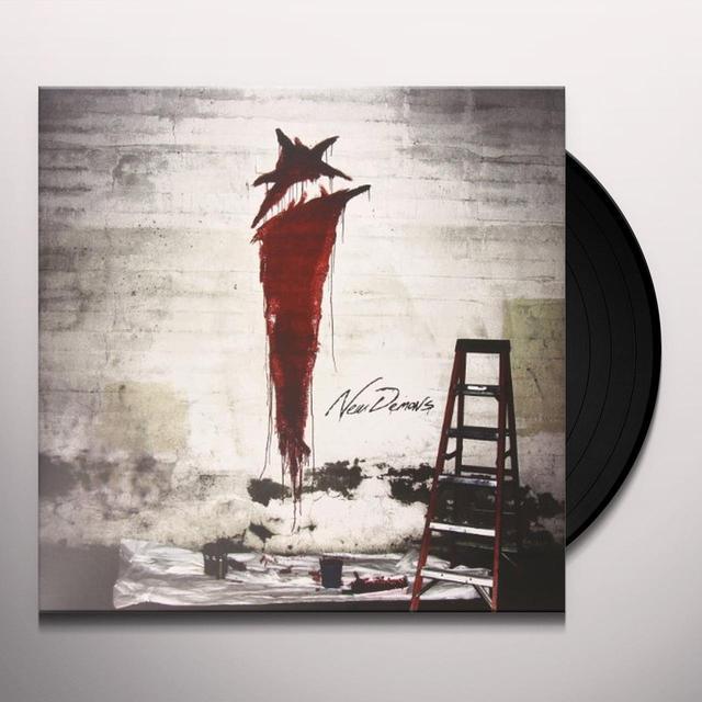 I See Stars NEW DEMONS (BLACK & WHITE SPLATTER) Vinyl Record - Digital Download Included