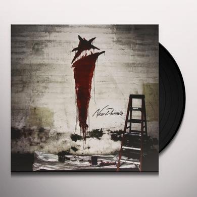 I See Stars NEW DEMONS (BLACK & RED SPLATTER) Vinyl Record - Digital Download Included