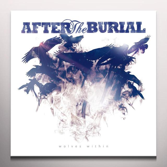 After The Burial WOLVES WITHIN (WHITE VINYL) Vinyl Record - Colored Vinyl