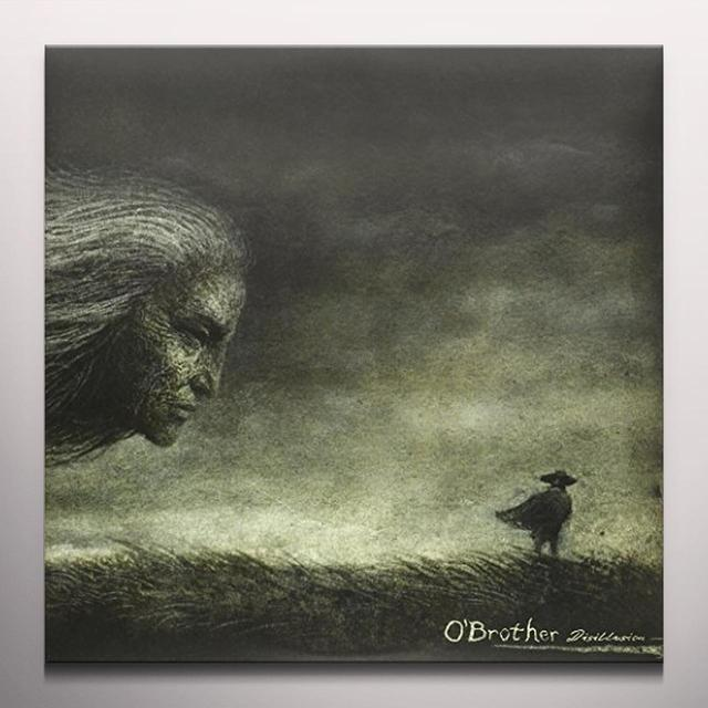O'Brother DISILLUSION Vinyl Record - Colored Vinyl, Limited Edition