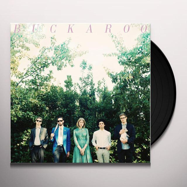 BUCKAROO 7 Vinyl Record