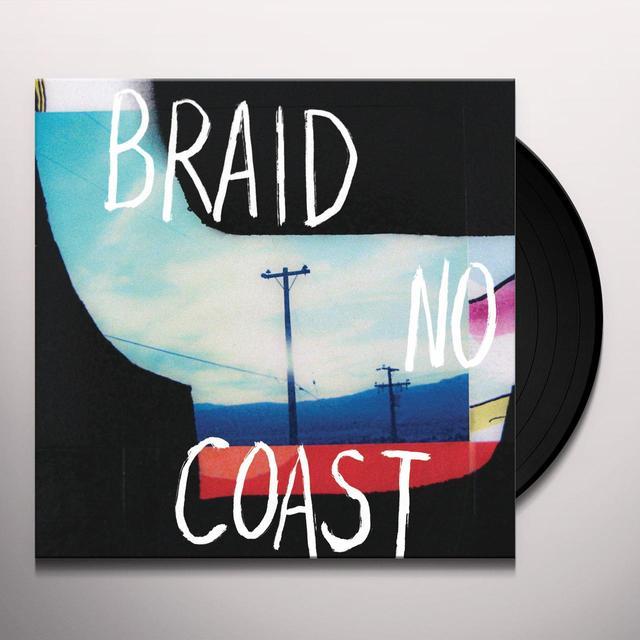 Braid NO COAST Vinyl Record