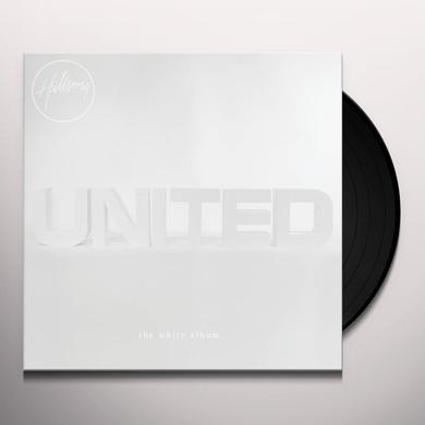Hillsong United WHITE ALBUM (REMIX PROJECT) Vinyl Record