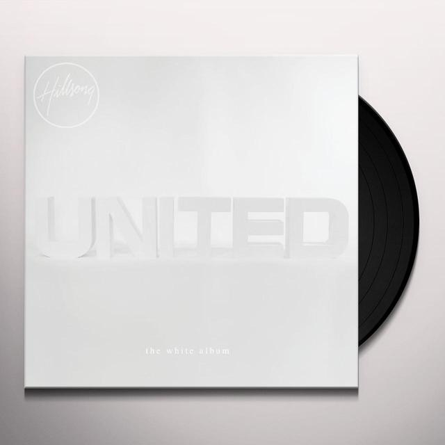 Hillsong United WHITE ALBUM (REMIX PROJECT) Vinyl Record