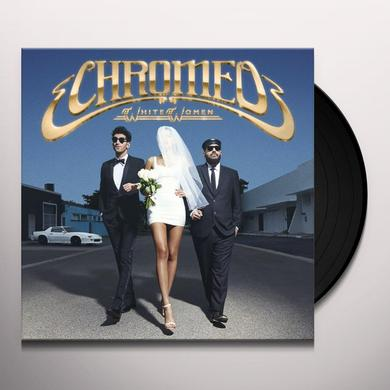 Chromeo WHITE WOMEN Vinyl Record - 180 Gram Pressing, Digital Download Included