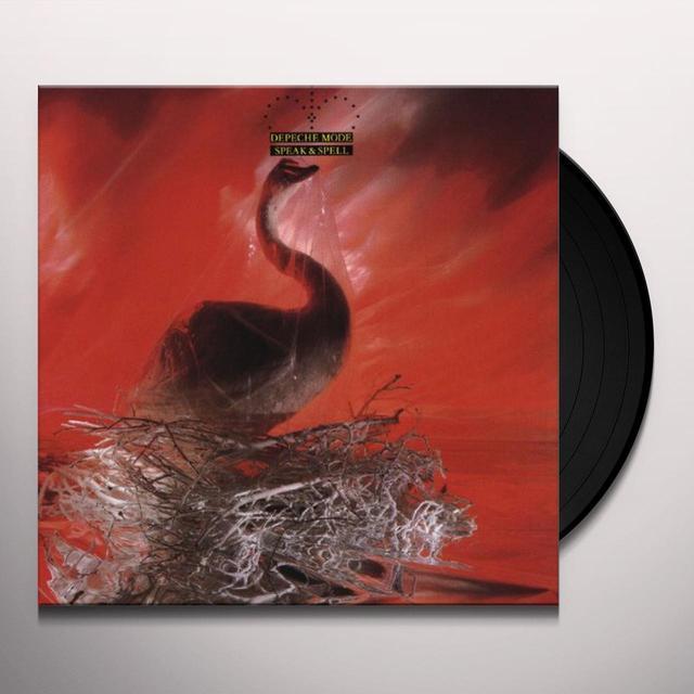 Depeche Mode SPEAK & SPELL Vinyl Record - 180 Gram Pressing