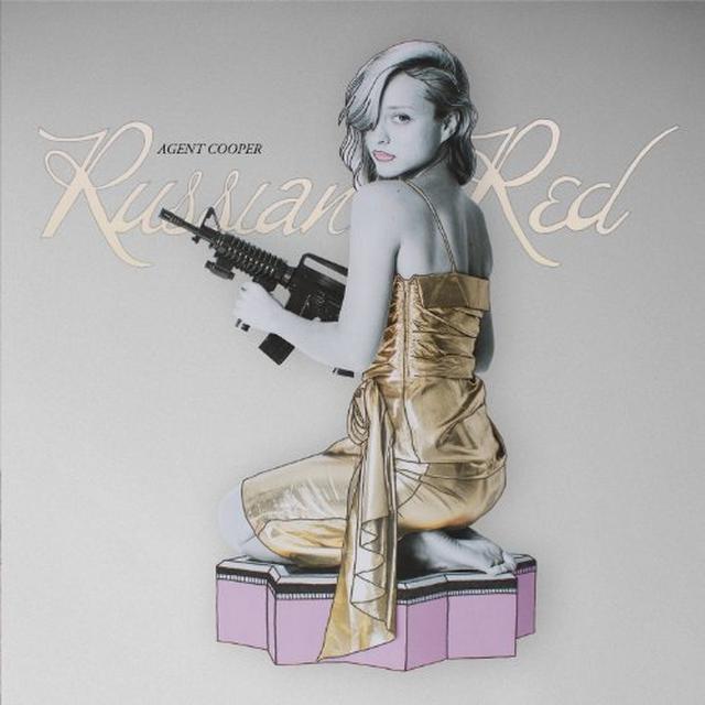 Russian Red AGENT COOPER (HK) Vinyl Record