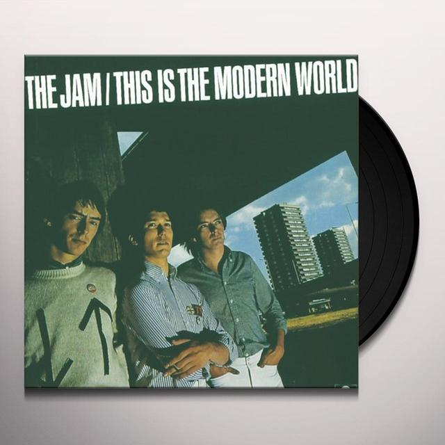 The Jam THIS IS THE MODERN WORLD (HK) Vinyl Record