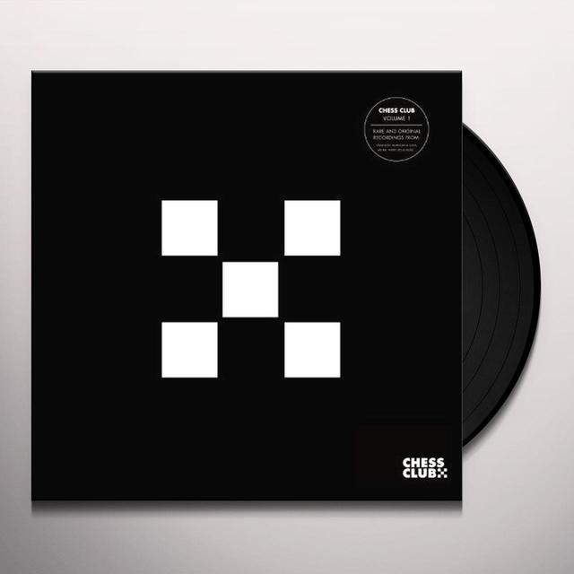 Chess Club 1 / Various (Uk) CHESS CLUB 1 / VARIOUS Vinyl Record - UK Release