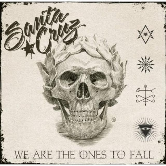Santa Cruz WE ARE THE ONES TO FALL Vinyl Record