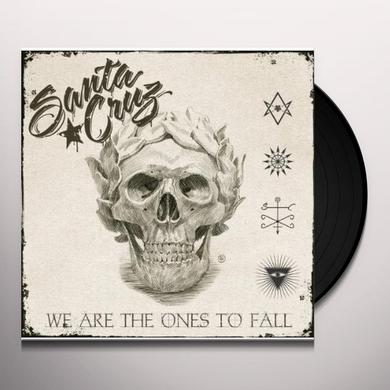 Santa Cruz WE ARE THE ONES TO FALL Vinyl Record - UK Import