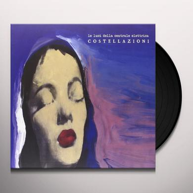 Le Luci Della Centrale Elettrica COSTELLAZIONI Vinyl Record
