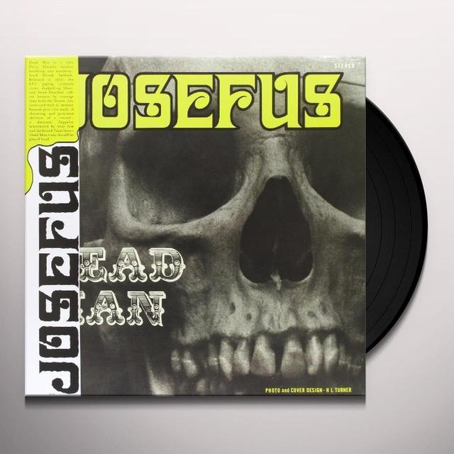 Josefus DEAD MAN Vinyl Record