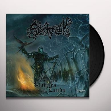 Slechtvalk WAR THAT PLAGUES THE LANDS Vinyl Record
