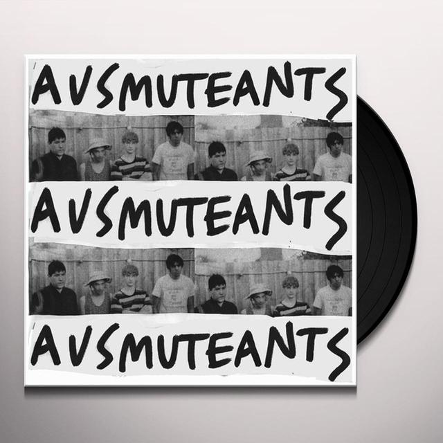 Ausmuteants AMUSEMENTS Vinyl Record