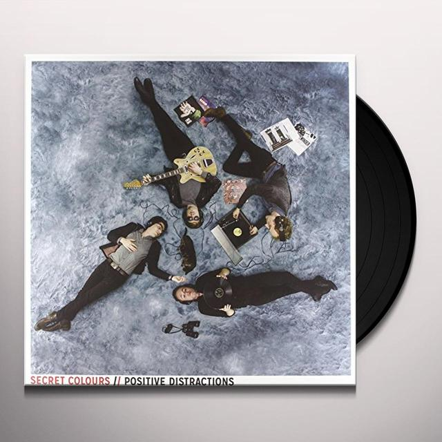 Secret Colours POSITIVE DISTRACTIONS Vinyl Record