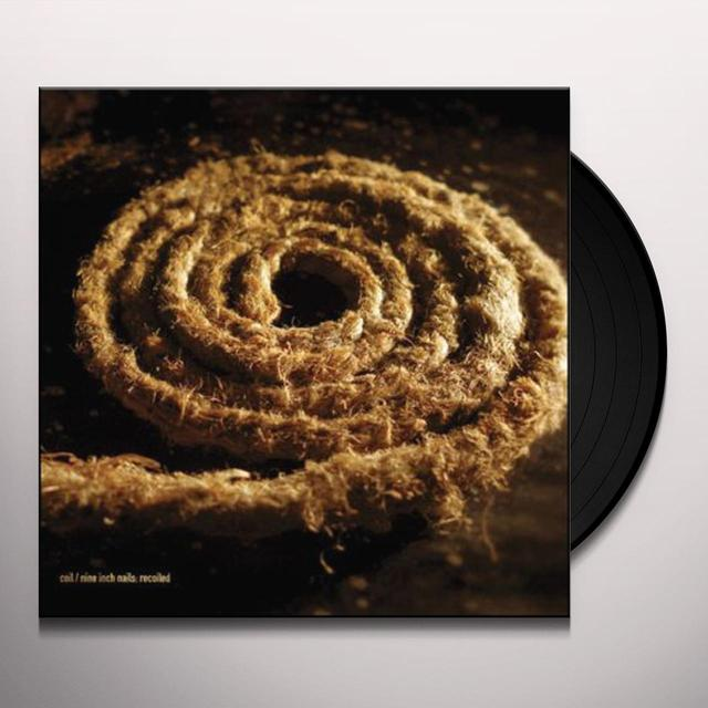 COIL/NINE INCH NAILS RECOILED Vinyl Record