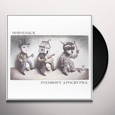 Horseback PIEDMONT APOCRYPHA Vinyl Record - Digital Download Included