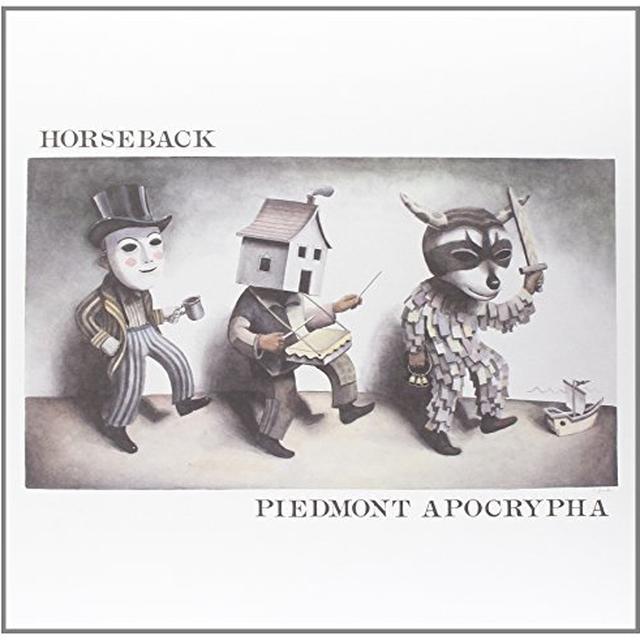 Horseback PIEDMONT APOCRYPHA Vinyl Record - Digital Download Included