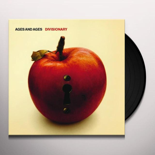 Ages & Ages DIVISIONARY Vinyl Record - Digital Download Included