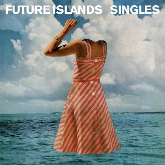 Future Islands SINGLES Vinyl Record