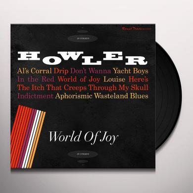 Howler WORLD OF JOY Vinyl Record