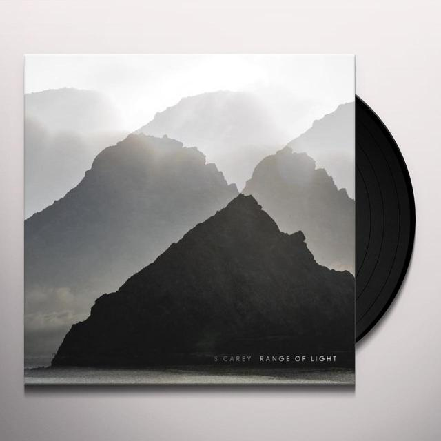 S Carey RANGE OF LIGHT Vinyl Record - Digital Download Included