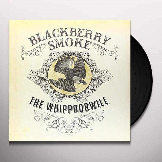 Blackberry Smoke WHIPPOORWILL Vinyl Record - UK Import